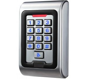 Control de accesos con clave y tarjeta de proximidad - Closer Prox Key IP68 - Sistemas Control de Accesos Autónomos
