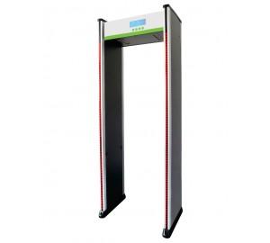 Arco detector de metales - Sistemas Control de Accesos Autónomos