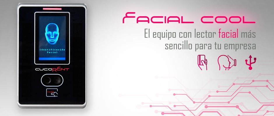 Facial Cool, sistema de control de presencias