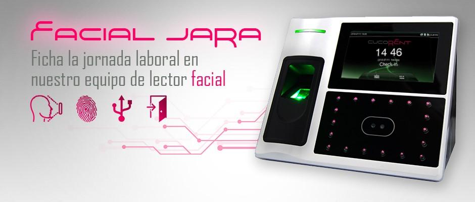 Facial Jara, sistema de reconocimiento facial