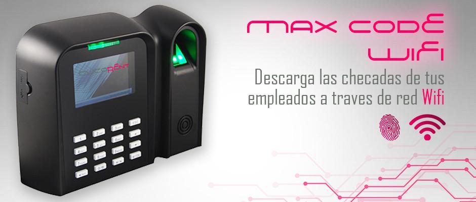 Max Code Wifi, sistema de control de asistencia